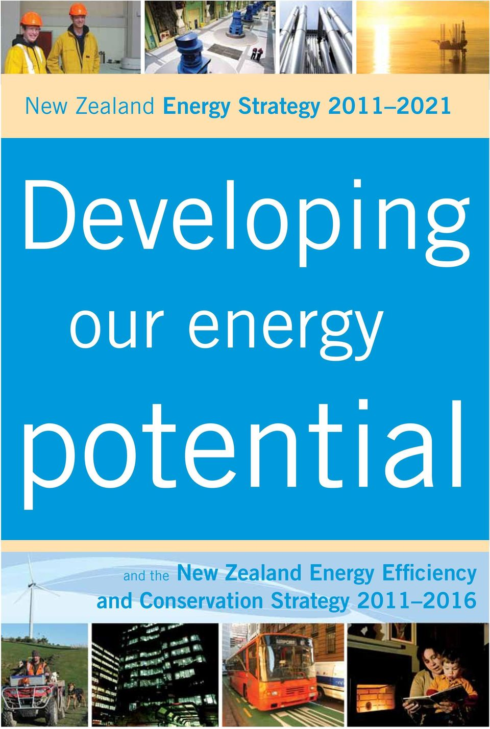 potential and the New Zealand