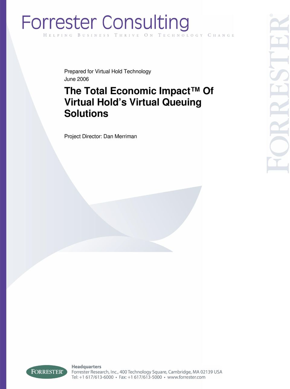Of Virtual Hold s Virtual Queuing