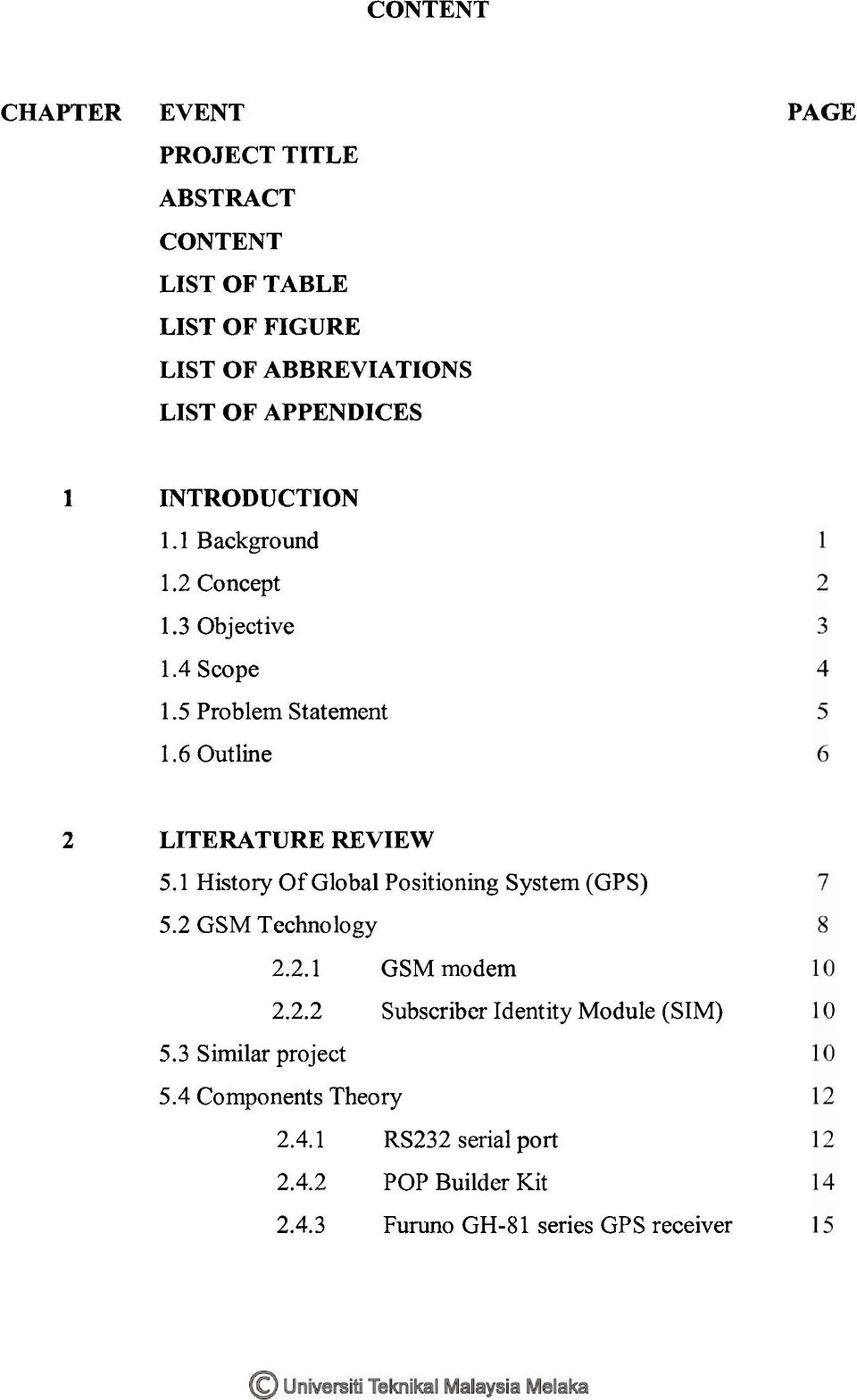 review of related literature of tracking system A review of literature on e-learning systems in higher education the success of an e-learning system learning management systems, literature review.