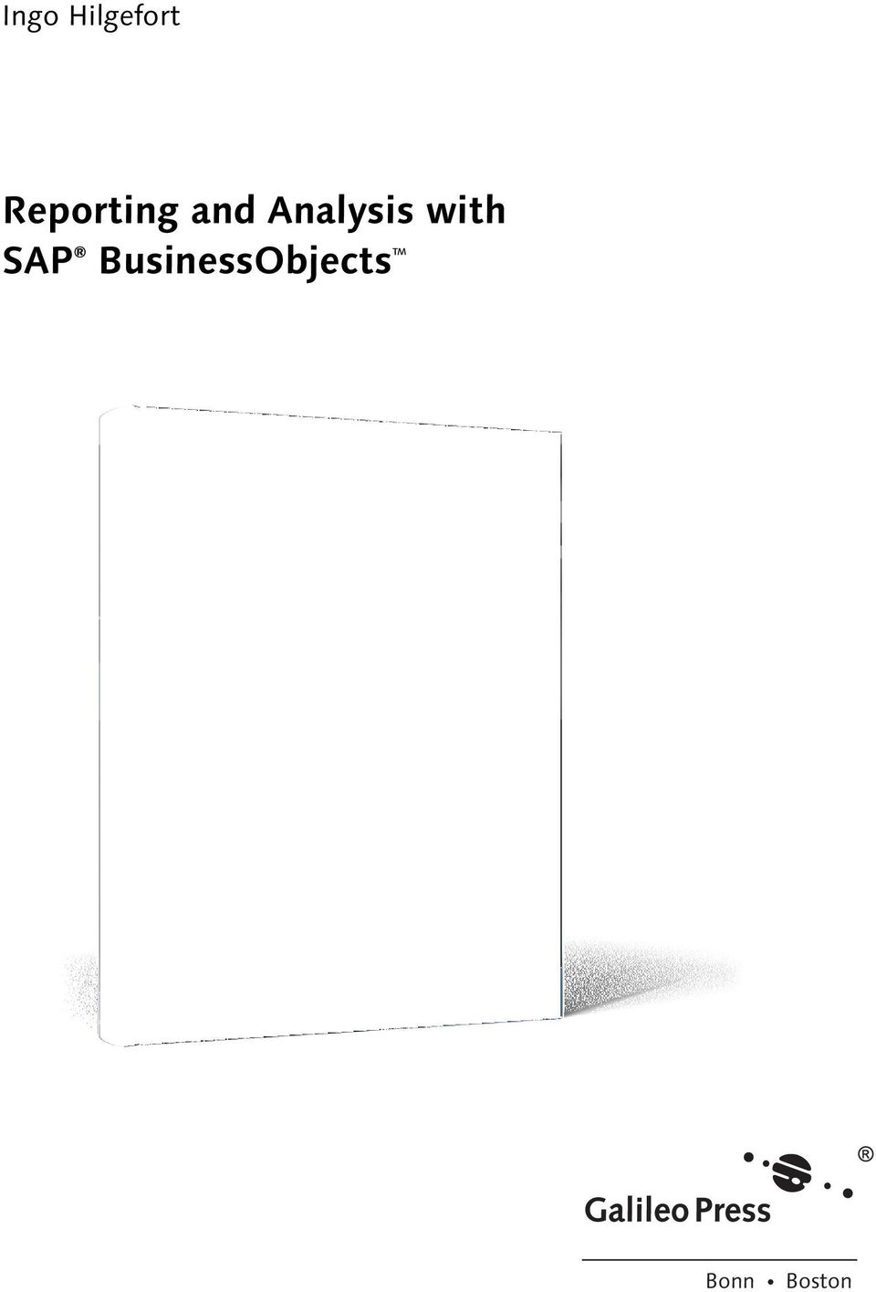 Analysis with SAP