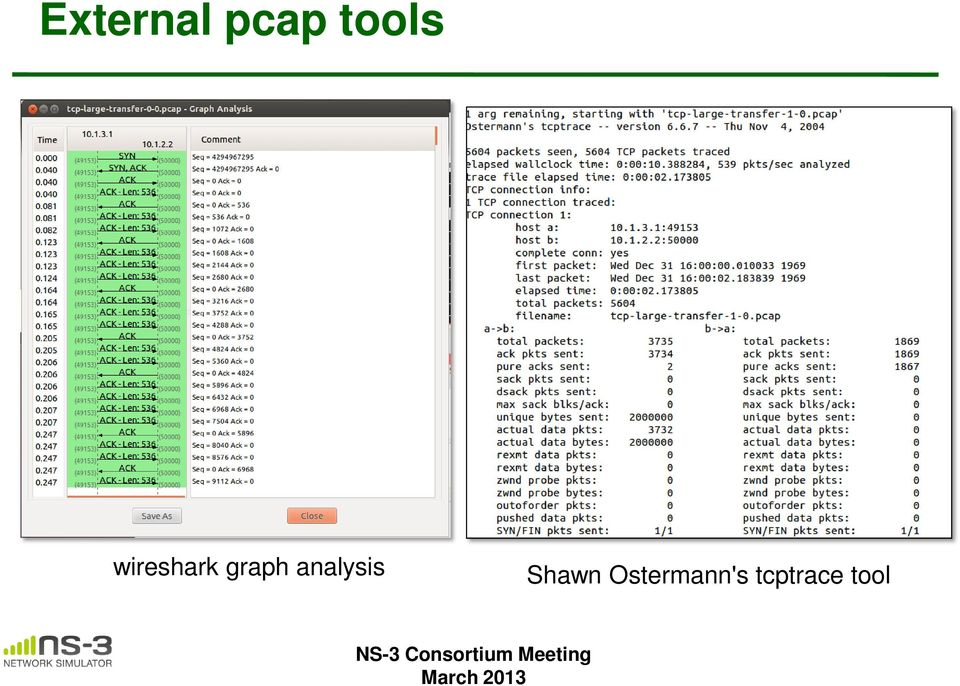 Ostermann Len ns 3 advanced tutorial visualization and data collection pdf