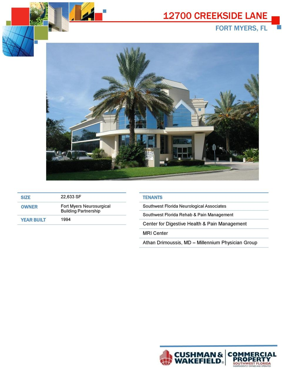 Associates Southwest Florida Rehab & Pain Management Center for Digestive