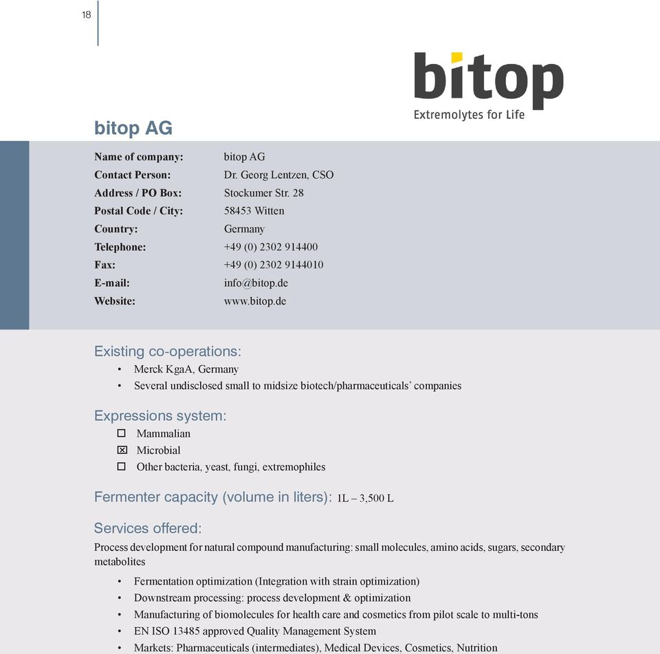 de Website: www.bitop.