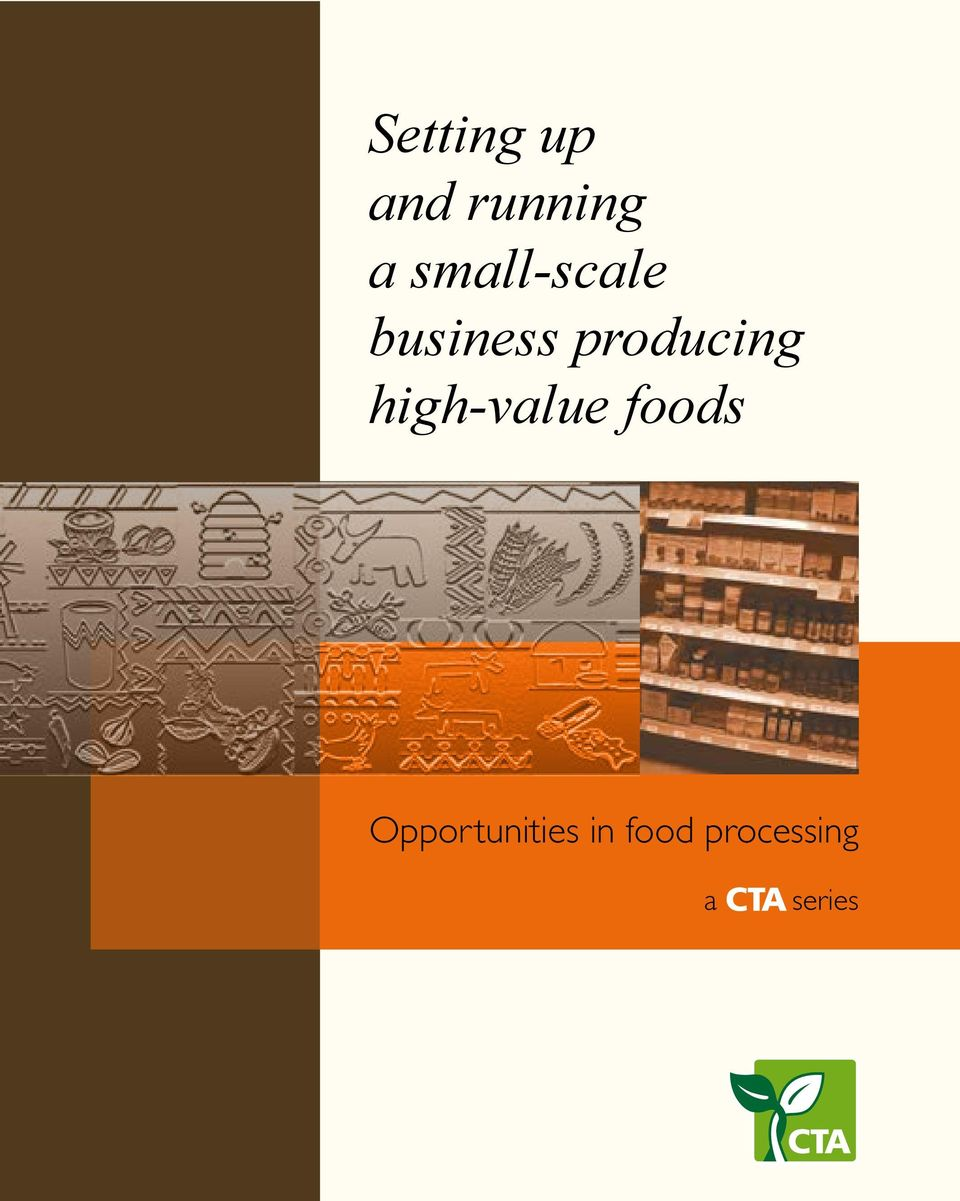 producing high-value foods