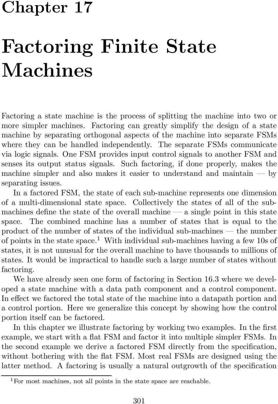 factoring machine