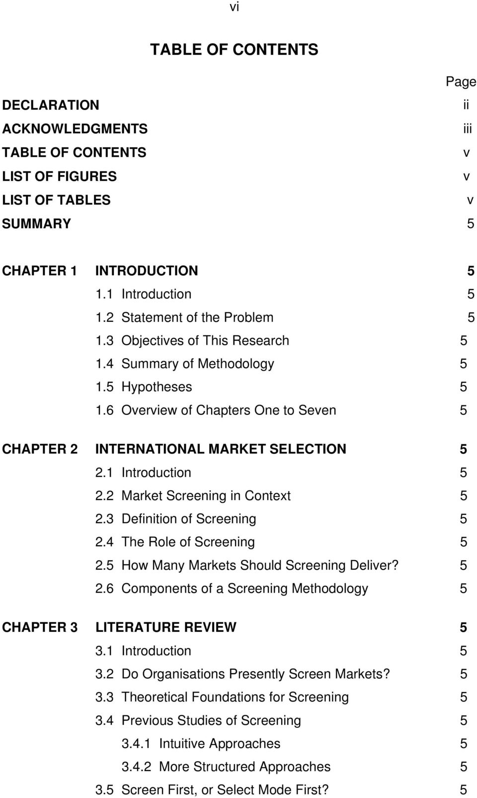 four important topics of literature A good starting point when deciding upon structure is to read previous high quality theses generic thesis structure introduction /background/context/ review of literature the subject of the research is important because those who have worked on this subject include what has not yet been done is.