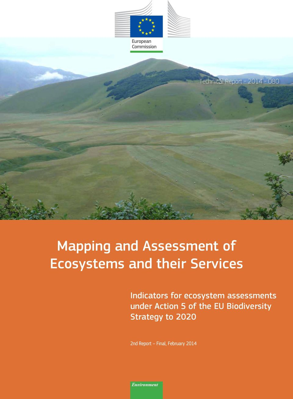 assessments under Action 5 of the EU Biodiversity