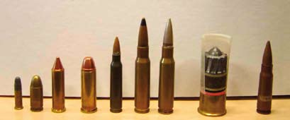100 Classes of bullet-resistance according to standard EN 1063 Class Type Calibre Type Mass of (g) weapon Test range (m) Test conditions Bullet velocity (m/s) Number of strikes Striking distance (mm)