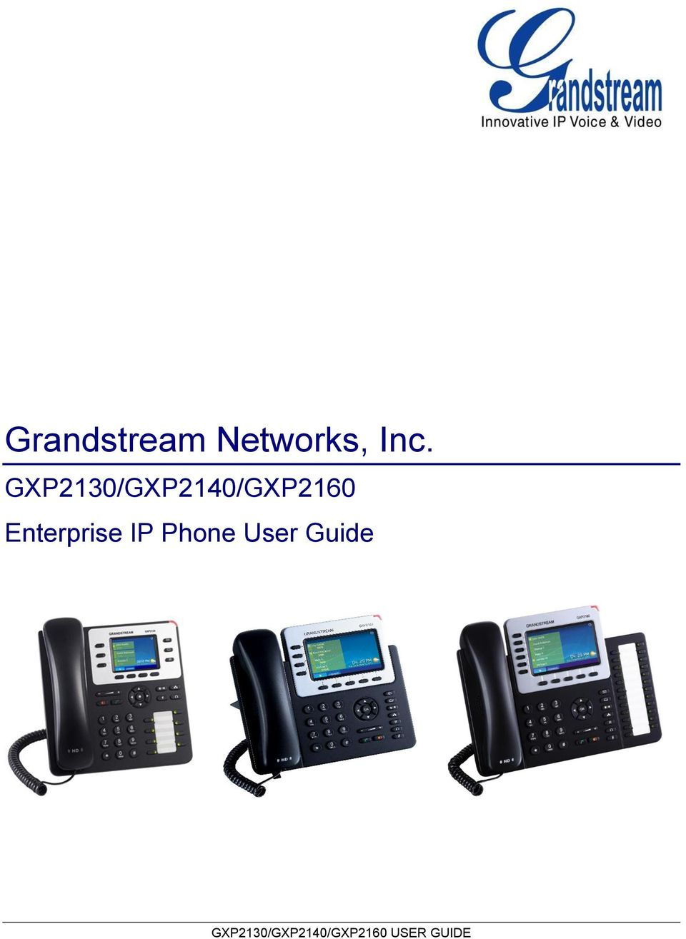 Enterprise IP Phone User