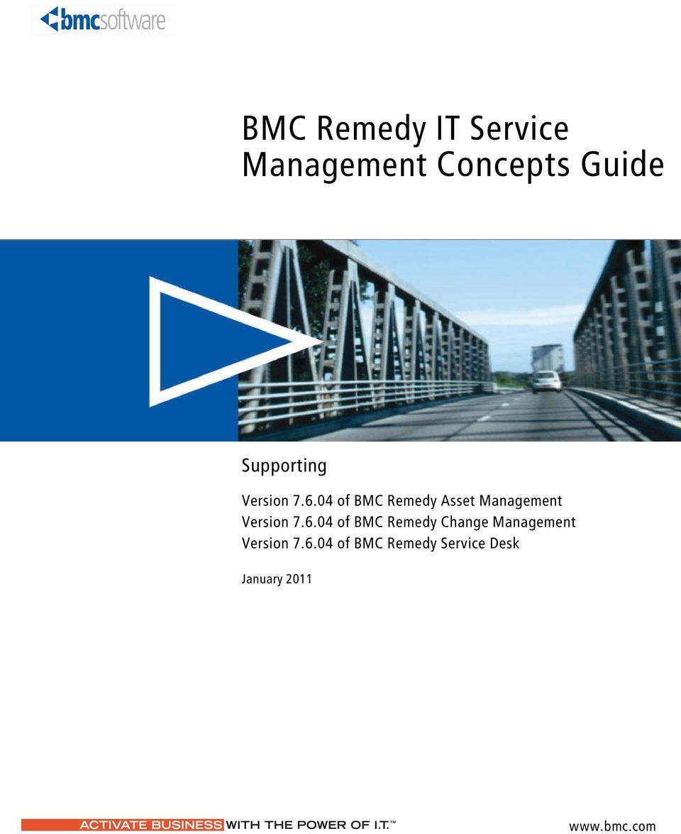 04 of BMC Remedy Asset Management Version 7.6.