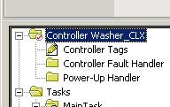 icon, indicating that the file is currently checked out: A check mark here indicates that the file is currently checked out Remember that interacting with the FactoryTalk AssetCentre Client is not