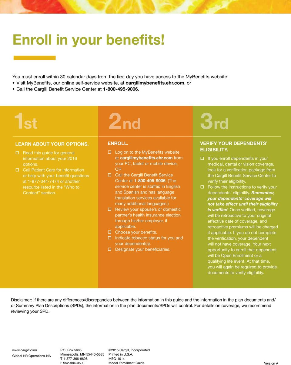 beneficiaries of online enrollment