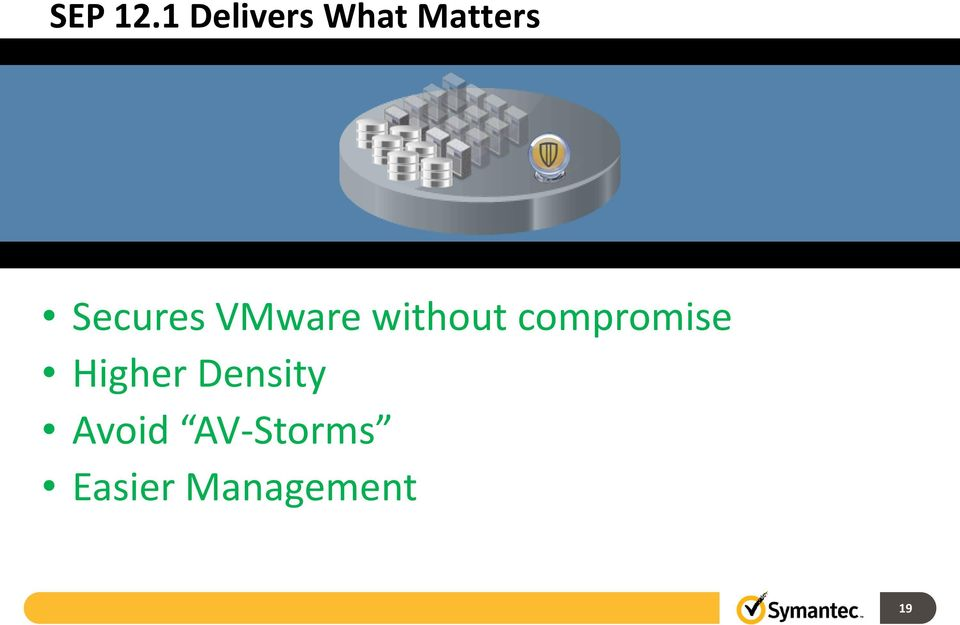 Secures VMware without