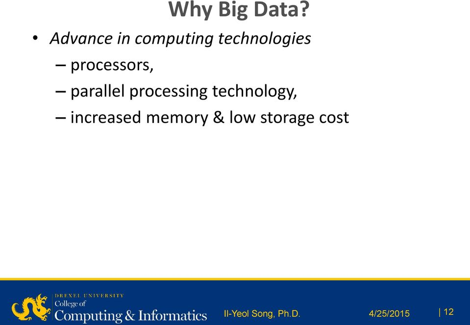 processors, parallel processing