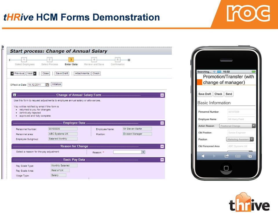 Webcast Online Hr Form Processing In Sap Just Got Even Easier  Pdf