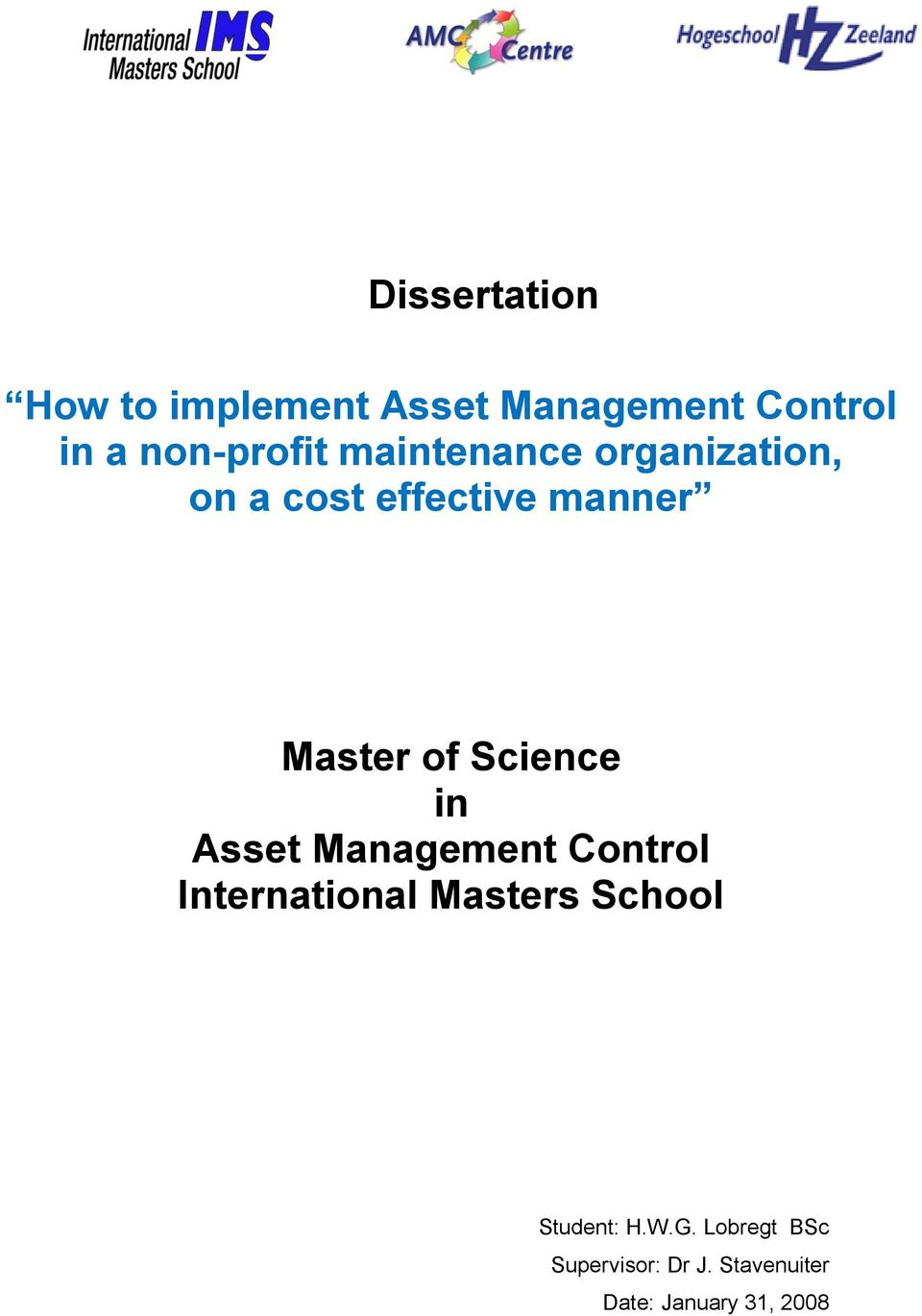 Phd thesis on non-performing assets