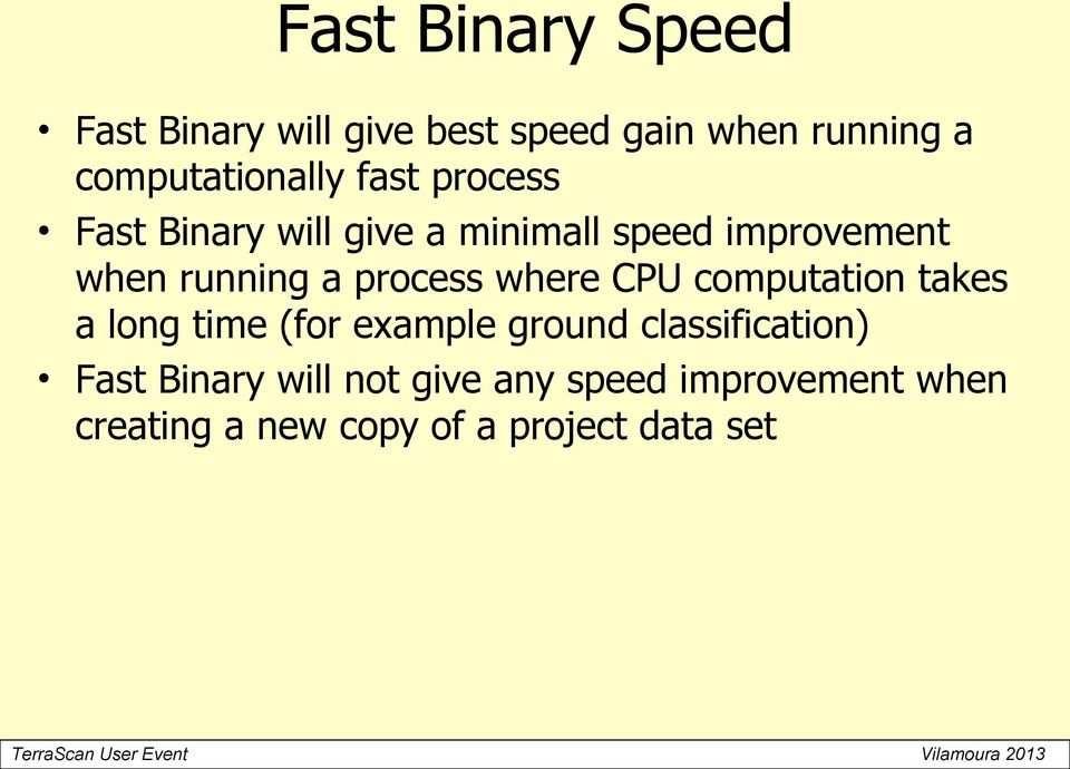 running a process where CPU computation takes a long time (for example ground