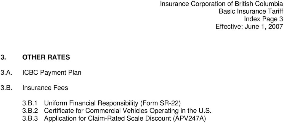 B.2 Certificate for Commercial Vehicles Operating in the U.S.