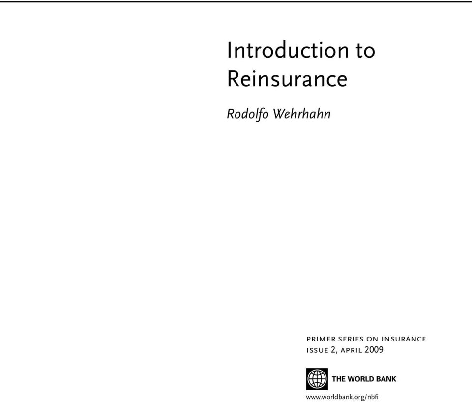 series on insurance issue 2,
