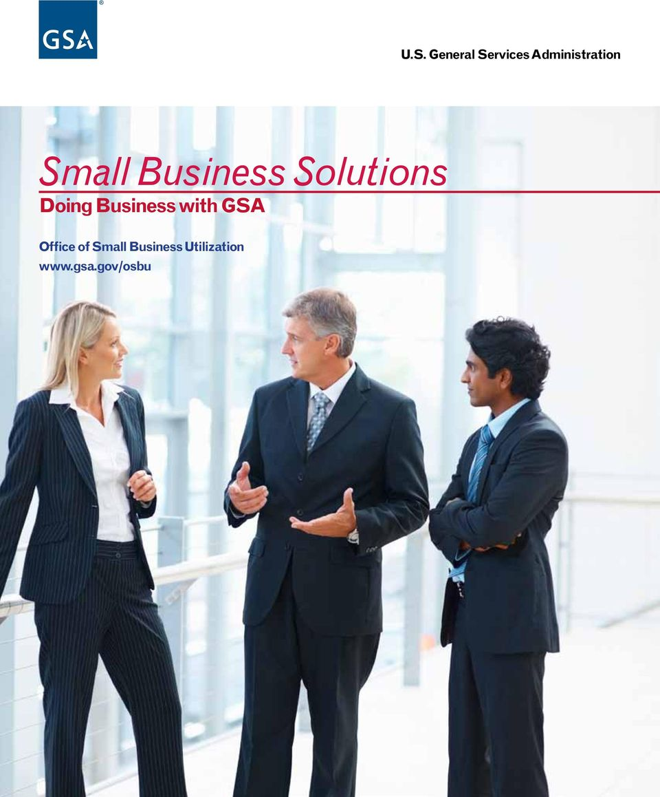 Business Solutions Office of