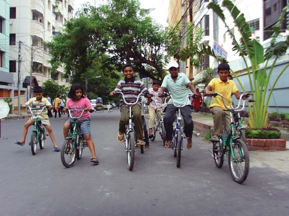 all too often in cities the choices for youth may seem limited to drinking, smoking, riding a motorbike and making out.