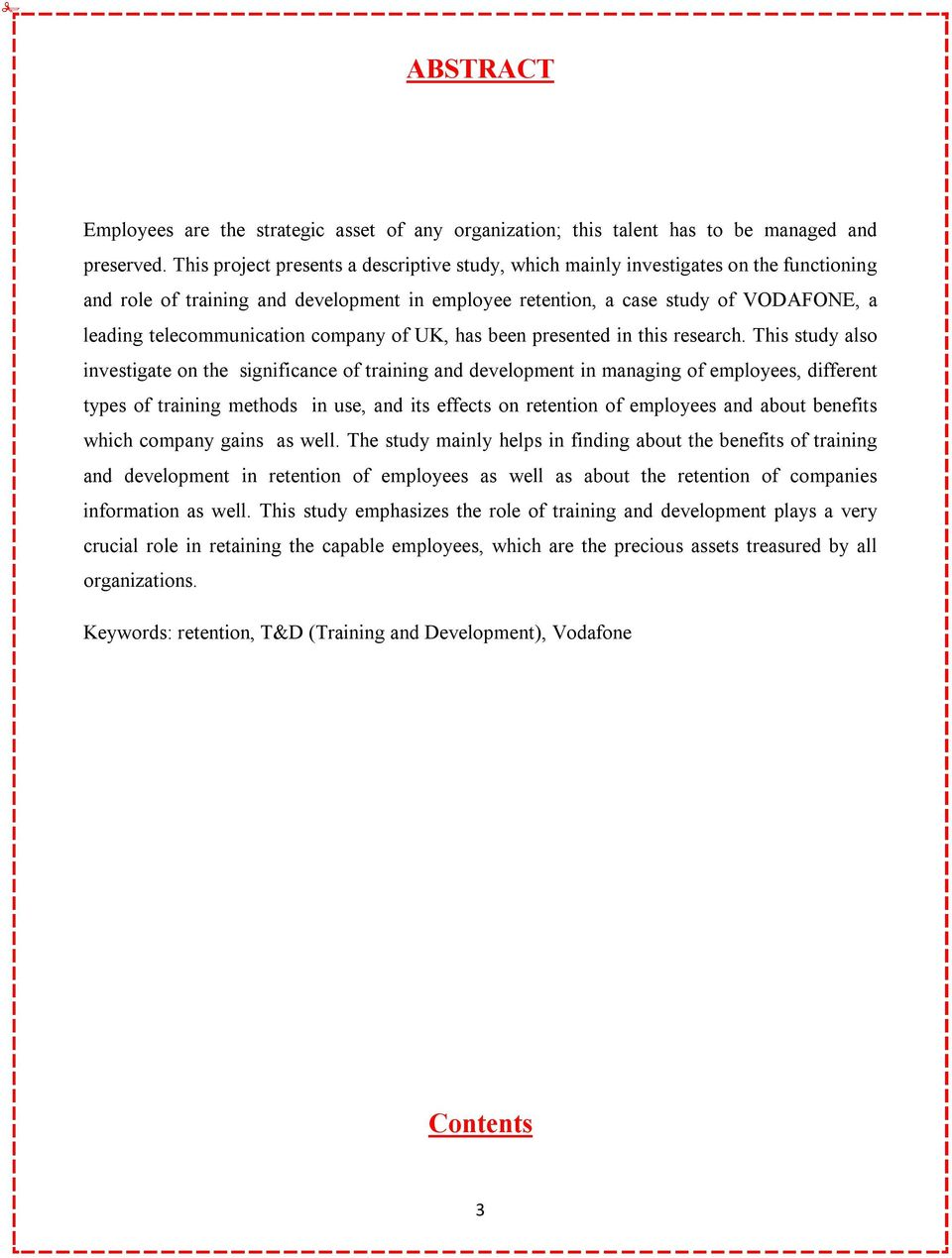 employee productivity training and development effects The impact of training and development on performance of officers of select public sector banks for sustainable it also explains that training and development has impact on employee's banks, officers, performance, productivity, training and development suggested citation: suggested.