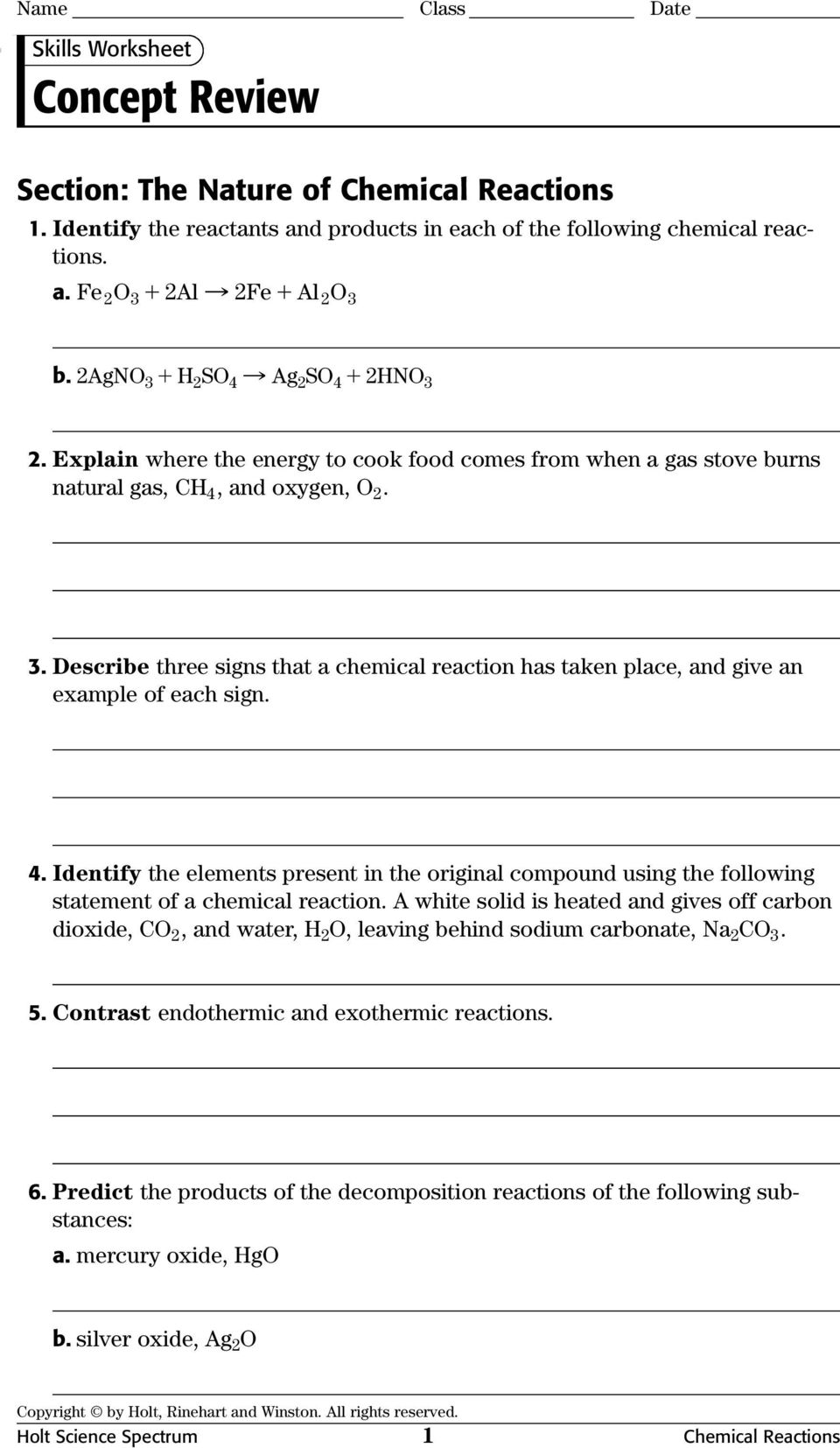 holt science spectrum heat and temperature worksheets answers. Black Bedroom Furniture Sets. Home Design Ideas