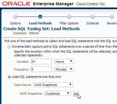 Name and Load SQL