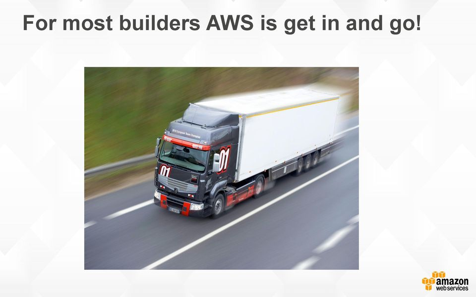 AWS is