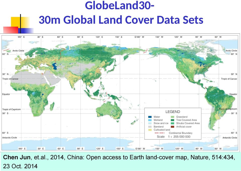 , 2014, China: Open access to