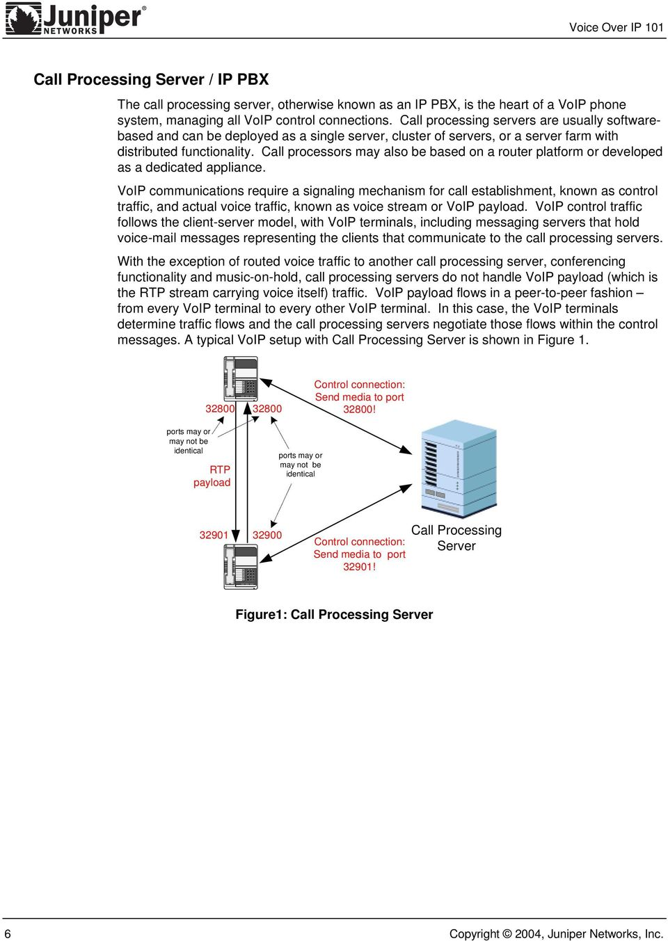 Call processors may also be based on a router platform or developed as a dedicated appliance.