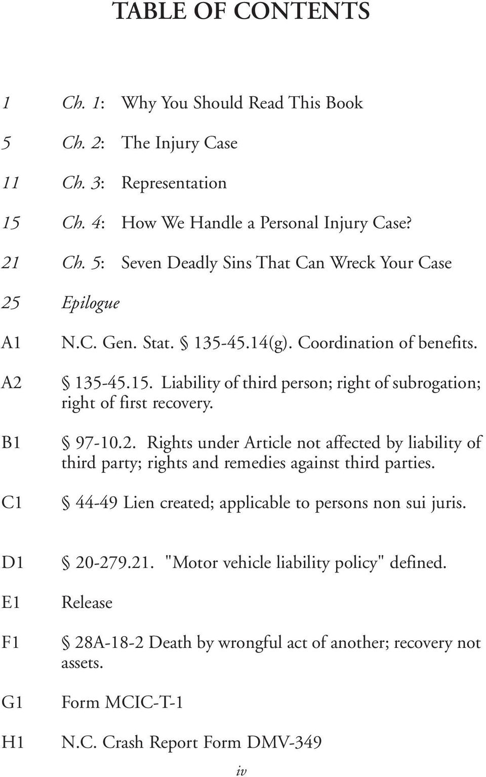 Liability of third person; right of subrogation; right of first recovery. 97-10.2.