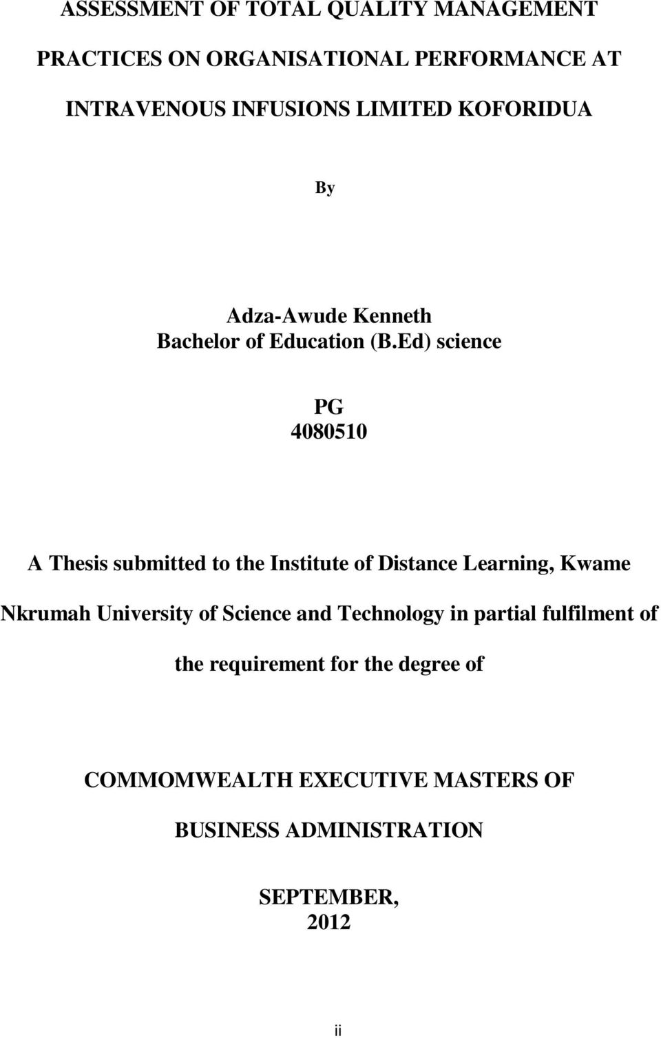 phd thesis on organizational learning Perceptions of a learning organization and factors this dissertation is brought to you for free and open access by the graduate school at scholar commons pursued my academic and professional dream of earning a phd.