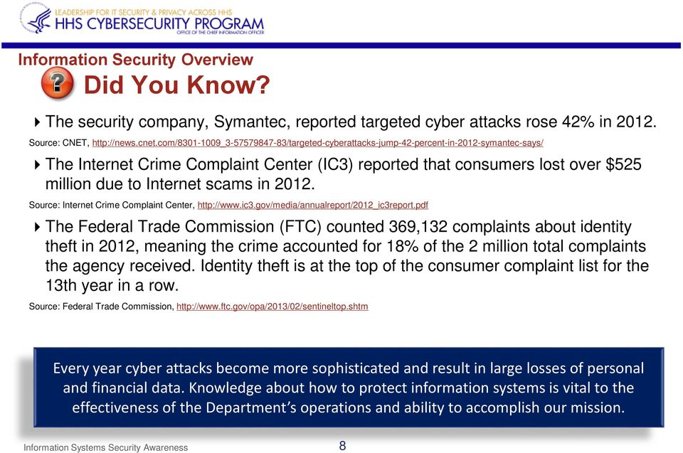 in 2012. Source: Internet Crime Complaint Center, http://www.ic3.gov/media/annualreport/2012_ic3report.