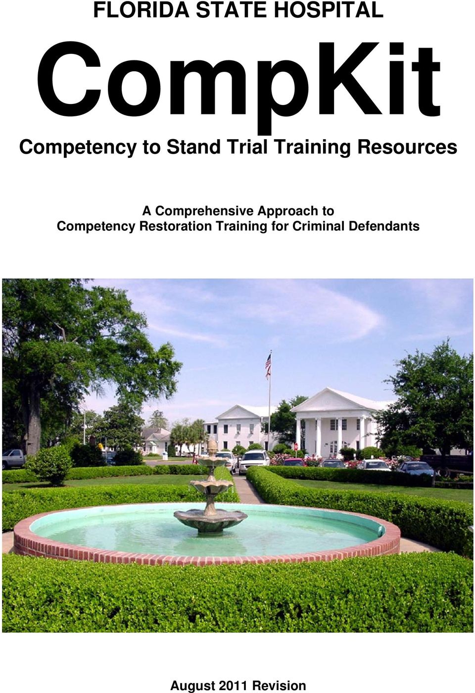 Comprehensive Approach to Competency