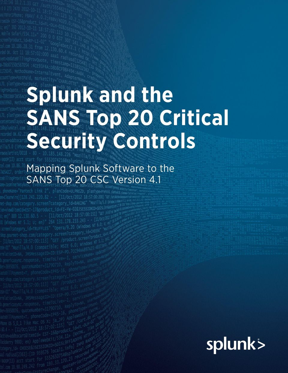 Mapping Splunk Software to