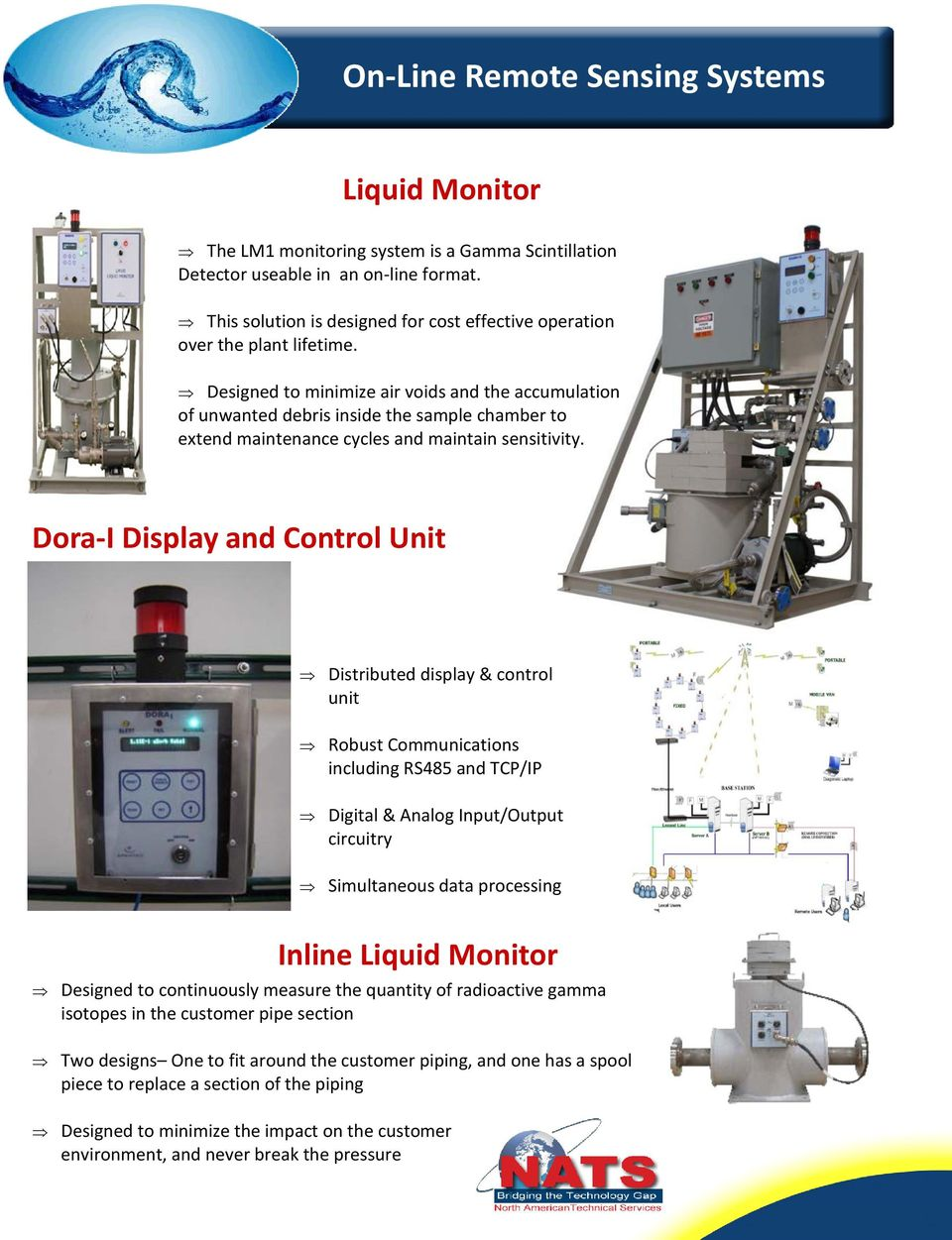 Designed to minimize air voids and the accumulation of unwanted debris inside the sample chamber to extend maintenance cycles and maintain sensitivity.