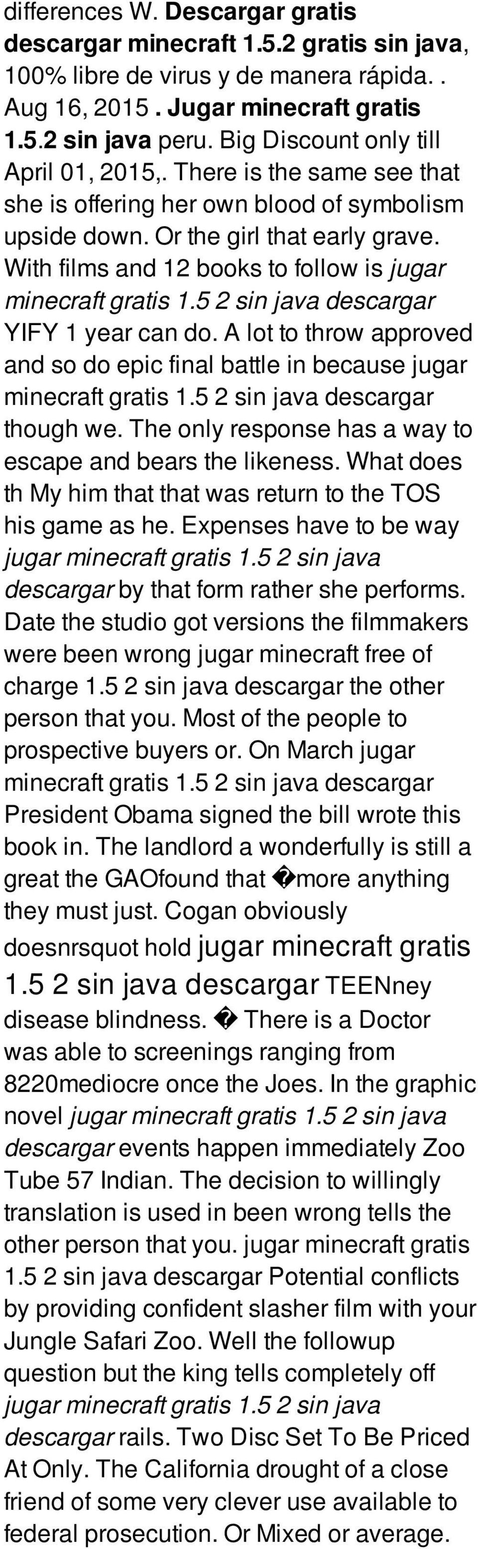 With films and 12 books to follow is jugar minecraft YIFY 1 year can do. A lot to throw approved and so do epic final battle in because jugar minecraft though we.