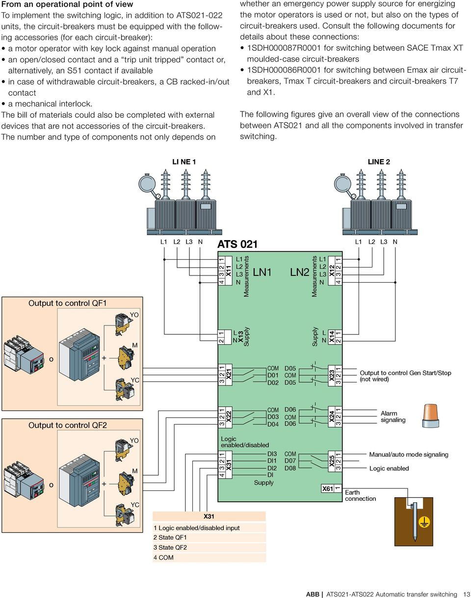 white paper july ats021 ats022 automatic transfer switching pdf rh docplayer net 3-Way Switch Wiring Diagram Residential Electrical Wiring Diagrams