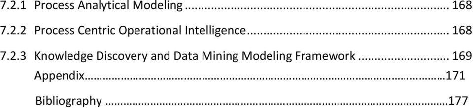3 Knowledge Discovery and Data Mining Modeling