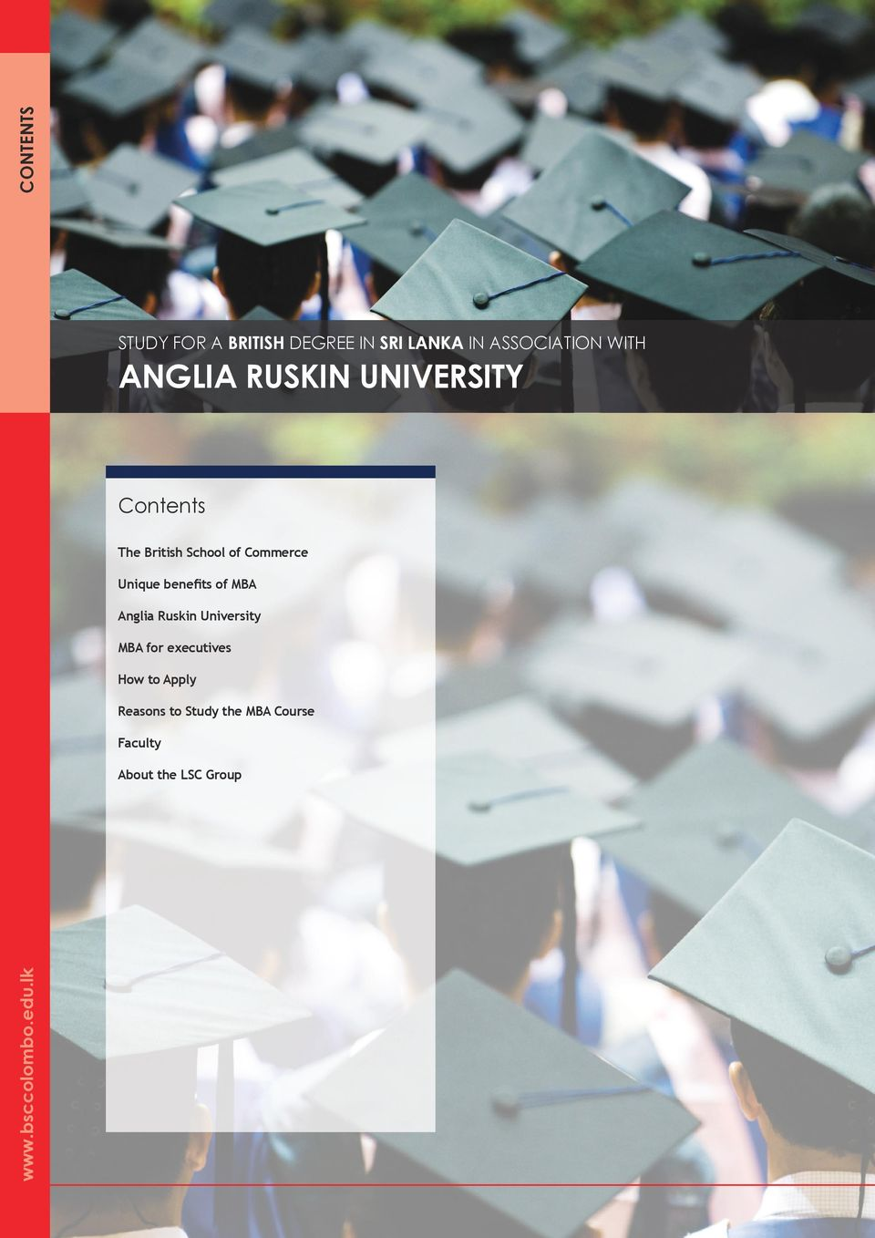 Unique benefits of MBA Anglia Ruskin University MBA for executives