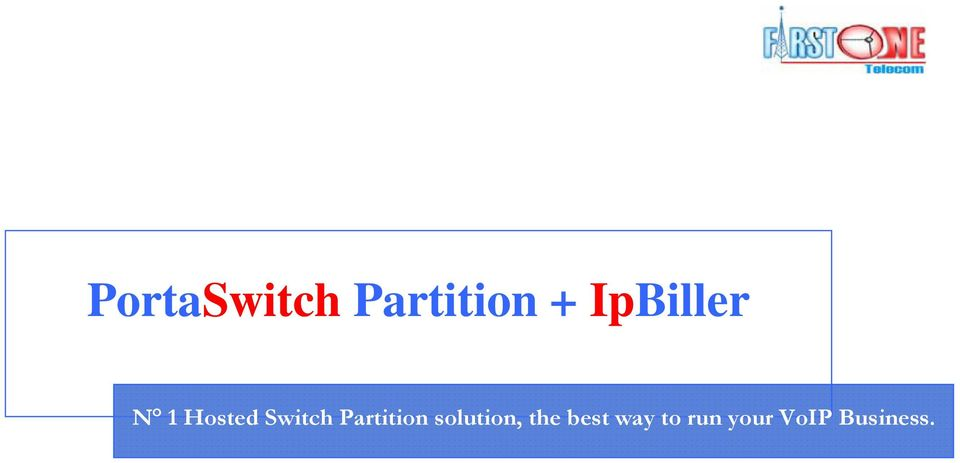 Partition solution, the
