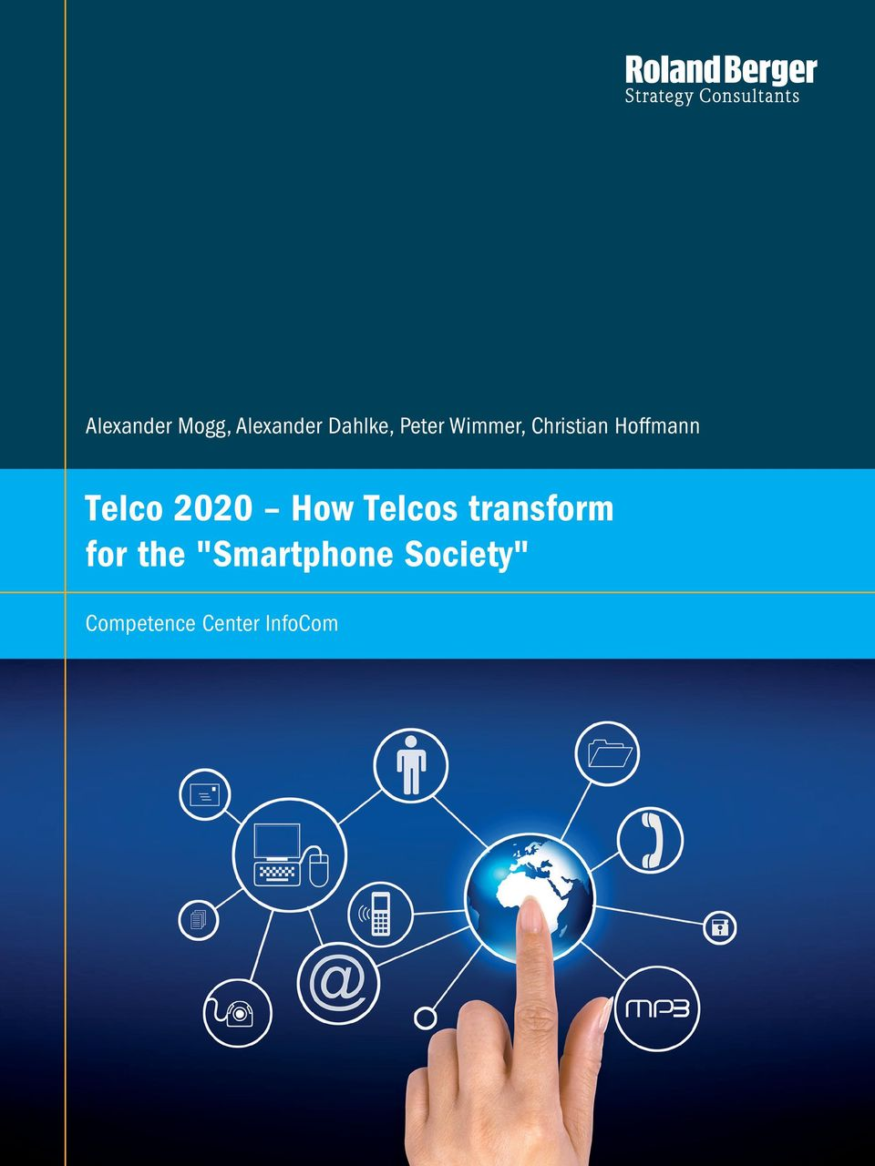 Hoffmann Telco 2020 How Telcos transform for