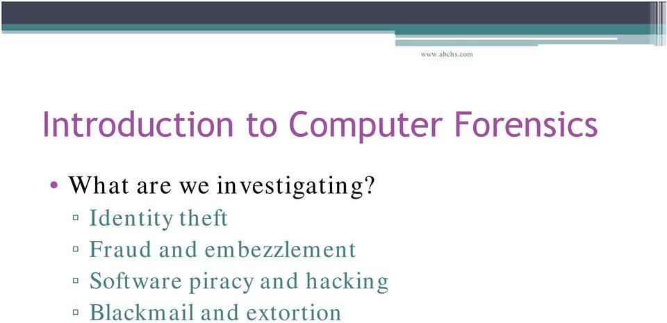 a overview of the computer crimes hacking phreaking and software piracy Reporting computer hacking, fraud and other internet-related crime the primary federal law enforcement agencies that investigate domestic crime on the internet include: the federal bureau of investigation (fbi), the united states secret service, the united states immigration and customs enforcement (ice) , the united states postal inspection service, and the bureau of alcohol, tobacco and.