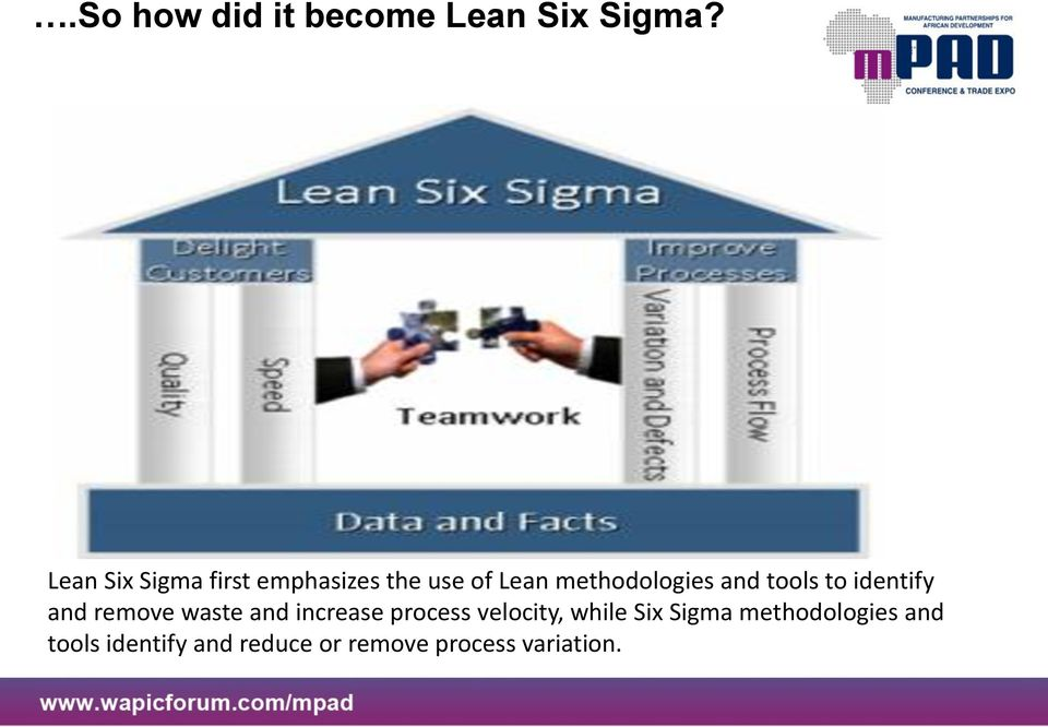 six sigma case studies Full-text (pdf) | purpose – this paper, a case study, aims to illustrate the application of lean six sigma in a call centre of a service industry corporation.
