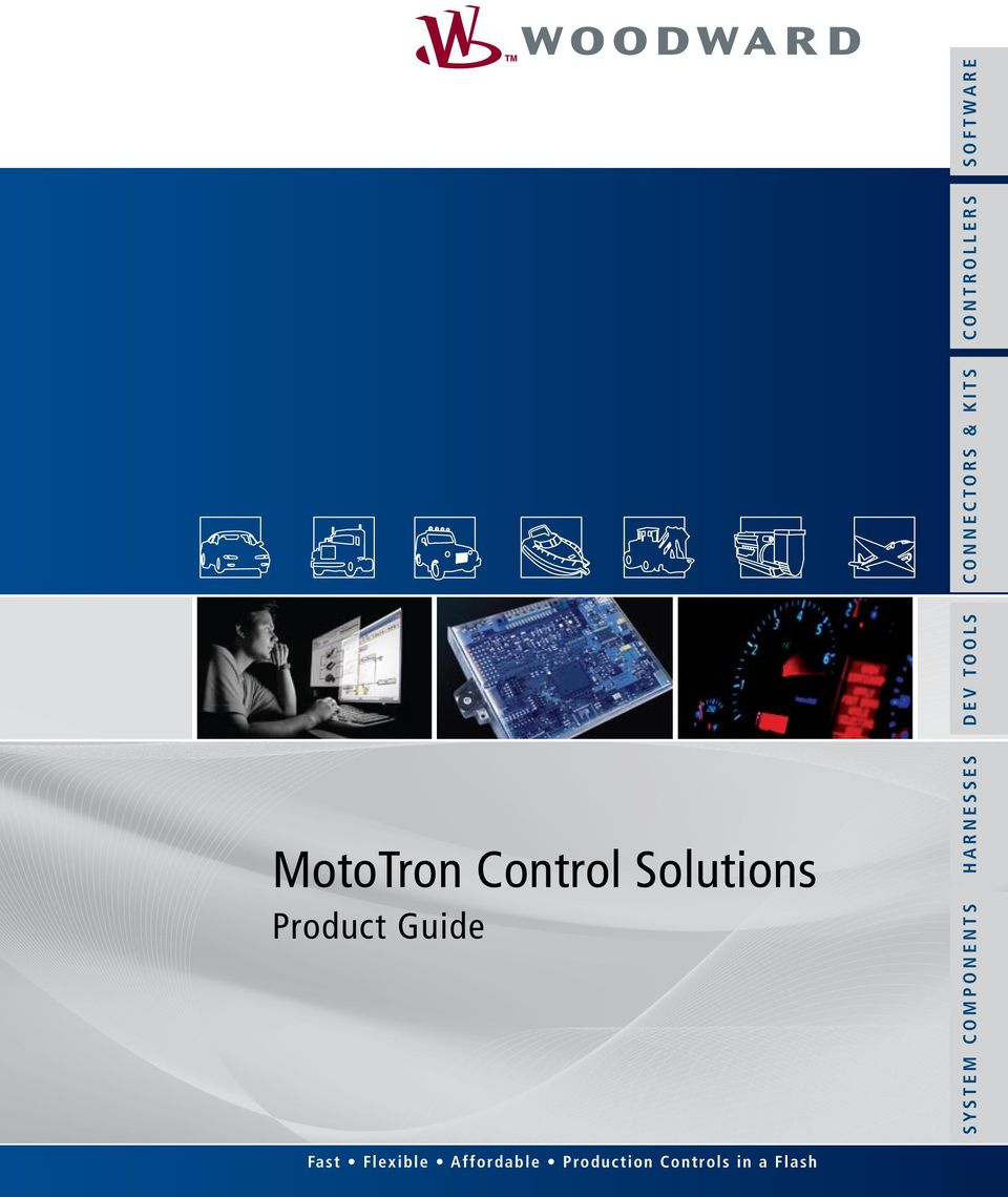 CONNECTORS & KITS CONTROLLERS Software Fast