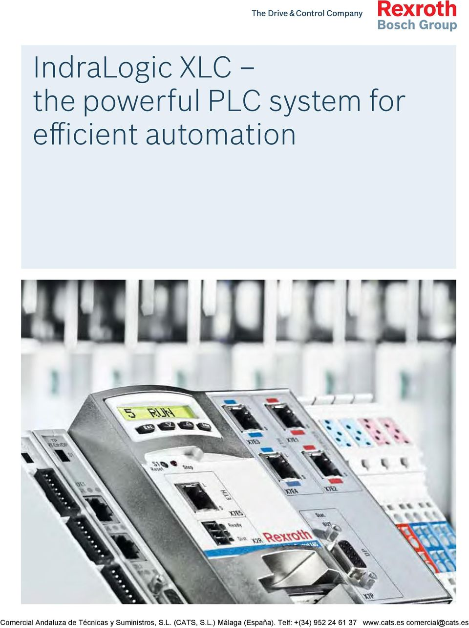 PLC system for