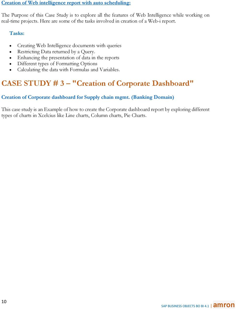 Case study help nursing - The Lodges of Colorado Springs sap ...