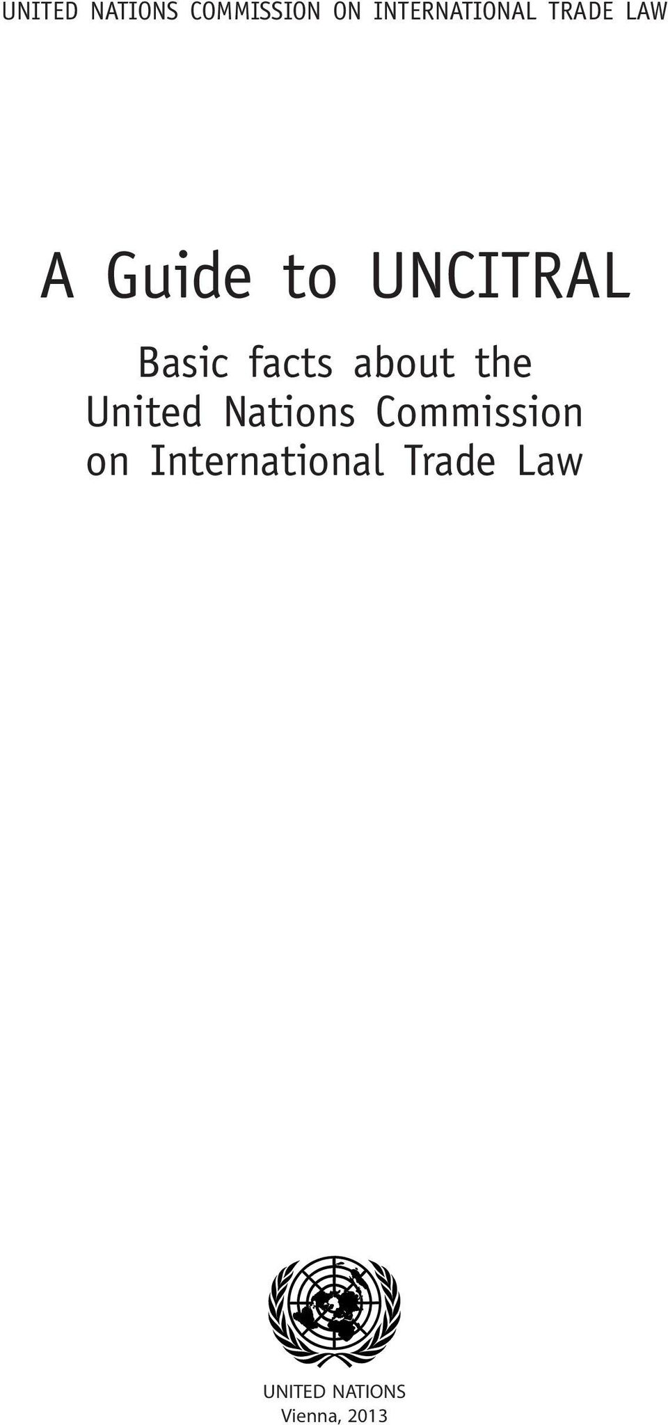 about the United Nations Commission on