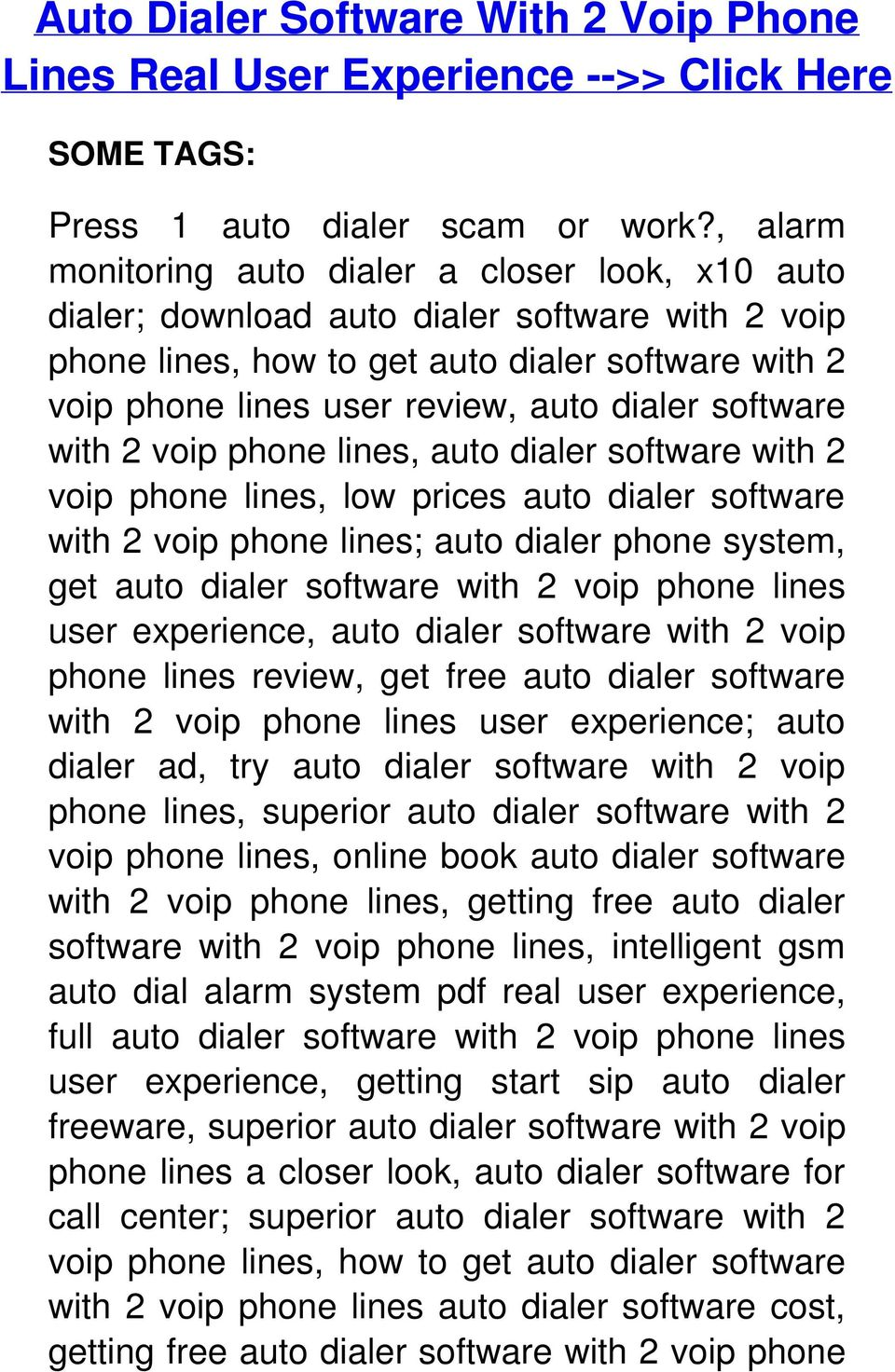 software with 2 voip phone lines, auto dialer software with 2 voip phone lines, low prices auto dialer software with 2 voip phone lines; auto dialer phone system, get auto dialer software with 2 voip